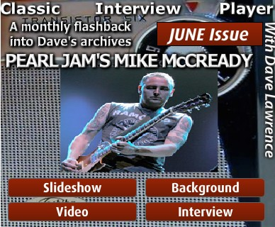 June Classic Interview Player with Pearl Jam's Mike McCready & Dave Lawrence