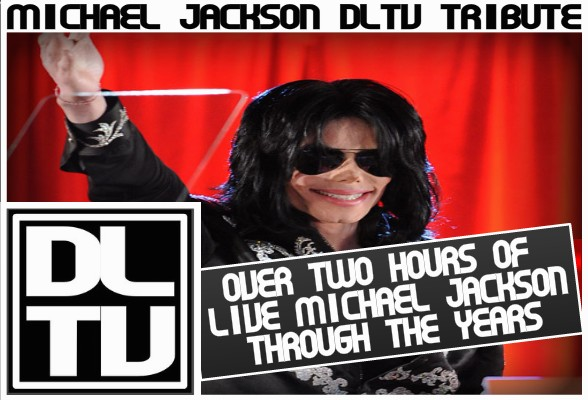 Michael Jackson DLTV Tribute