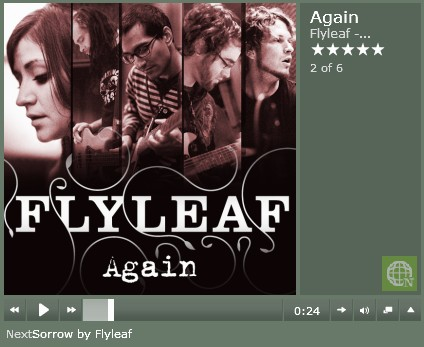 HEAR THE NEW FLYLEAF + CLASSIC TRACKS IN THIS EMBEDDABLE WIDGET