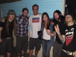 Dave and Famous with Shinedown March 2010