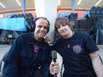 Dave with Korns Ray Luzier August 2011 2 - Copy