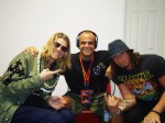 Dave with Puddle of Mudds Wes Scantlin and Paul Phillips July 2011 2 - Copy