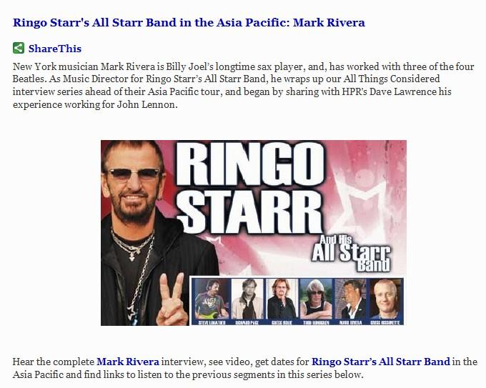 Ringo - Rivera