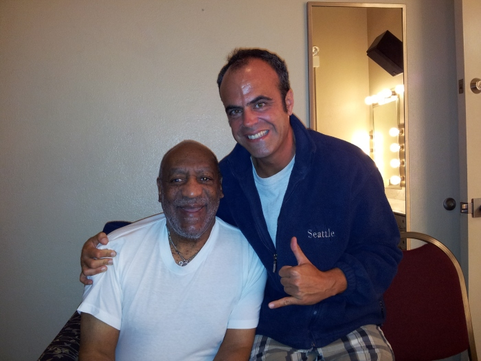 Dave with Bill Cosby best March 2013